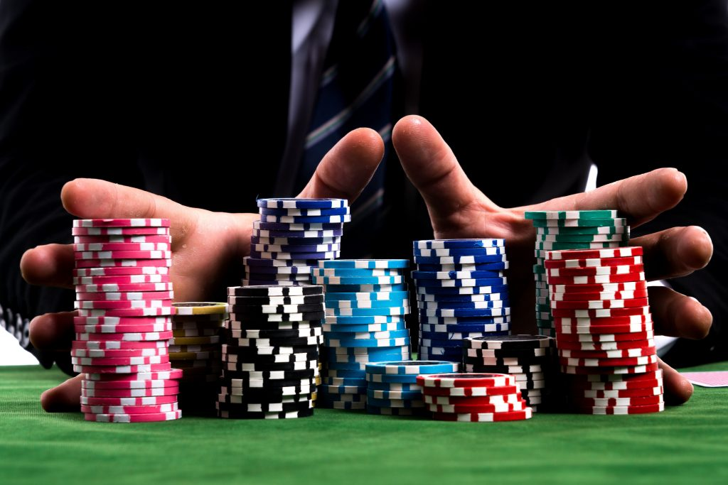 How We Improved Our Online Casino In one Week