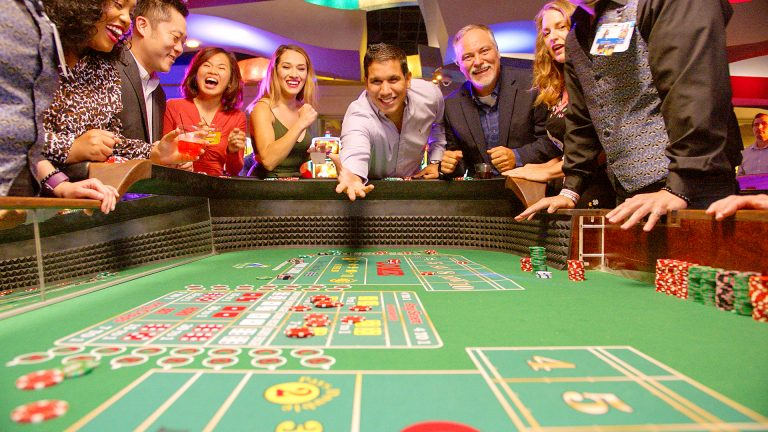 Nine Tips To Reinvent Your Gambling And Win