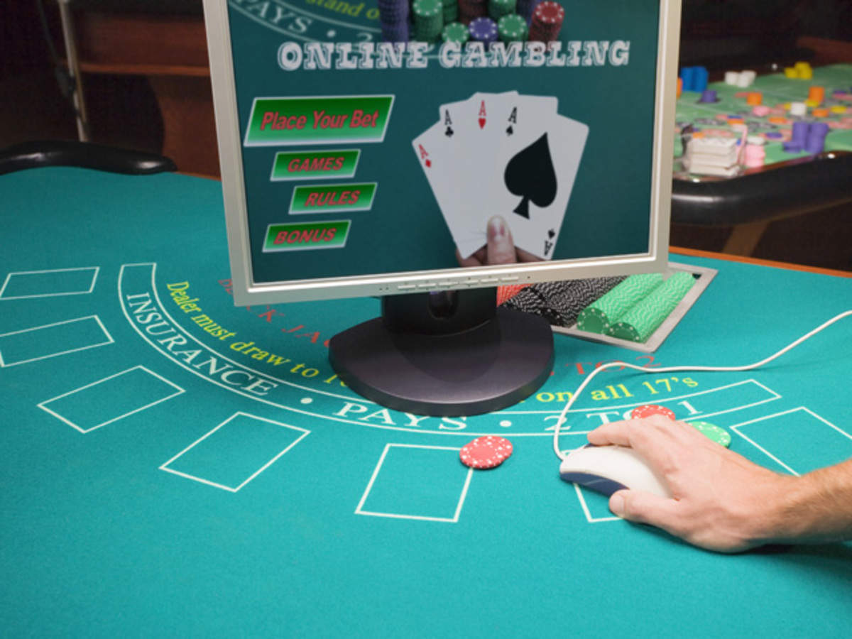 6 Key Tactics The professional's Use For Online Gambling